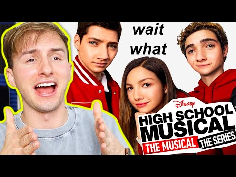 So I Watched High School Musical: The Series...
