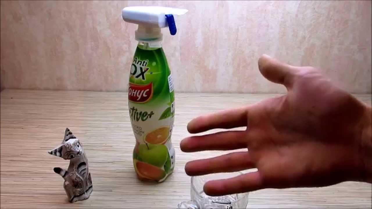 Диспенсер для напитков - YouTube