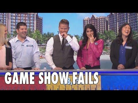Worst Game Show Fails Ever!
