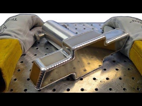 TIG Welding Aluminum Fabrication - 6061.com