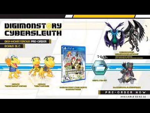 digimon story cyber sleuth dlc download