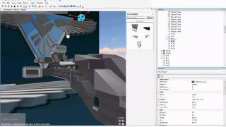 Roblox Wie man ein fliegendes Flugzeug/ Schiff macht!