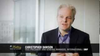 BRP - Milestone Testimonials: Chris Dawson (English)