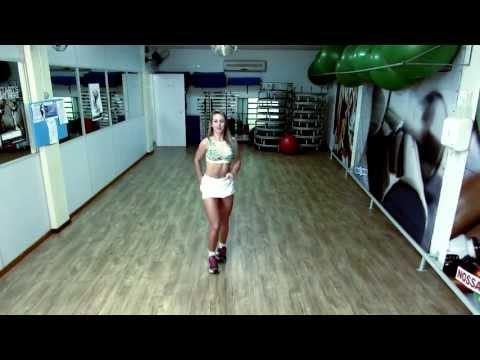 Coreografia Mc Bola . Part Mr. Catra - Soltinha Coreografa Carla Viviane