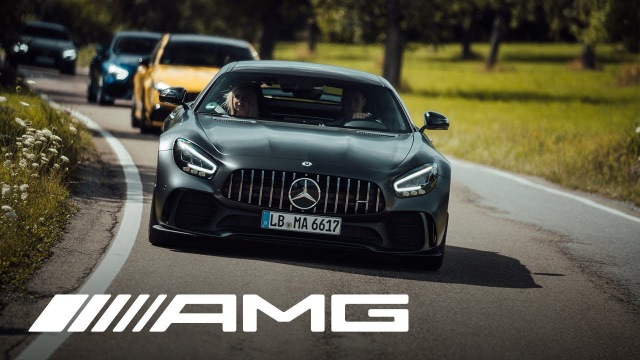 Mercedes-AMG x bigFM – Three Days of Top-End Driving Performance