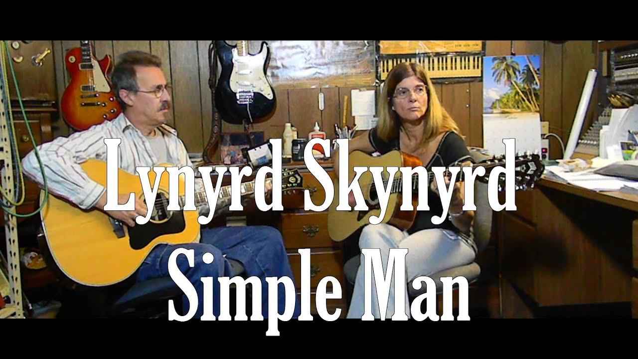 lynyrd skynyrd simple man cover with lyrics chords. Black Bedroom Furniture Sets. Home Design Ideas