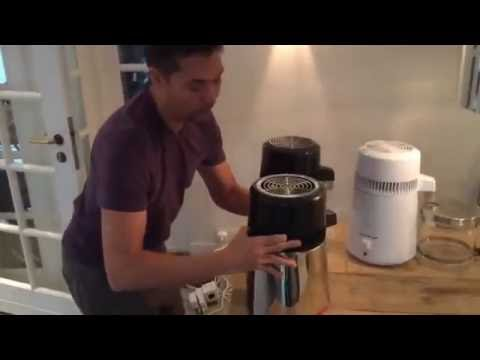 water distiller reviews