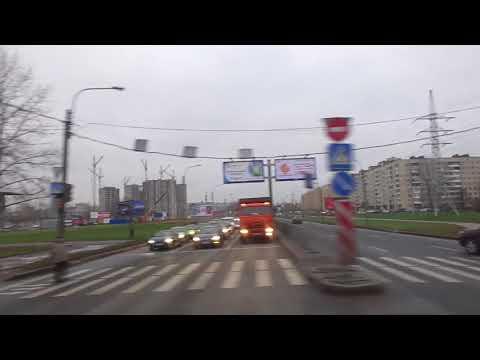 Автобус Санкт-Петербурга 3-93: ЛиАЗ-6213.20 б.7363 по №13 (23.10.13)