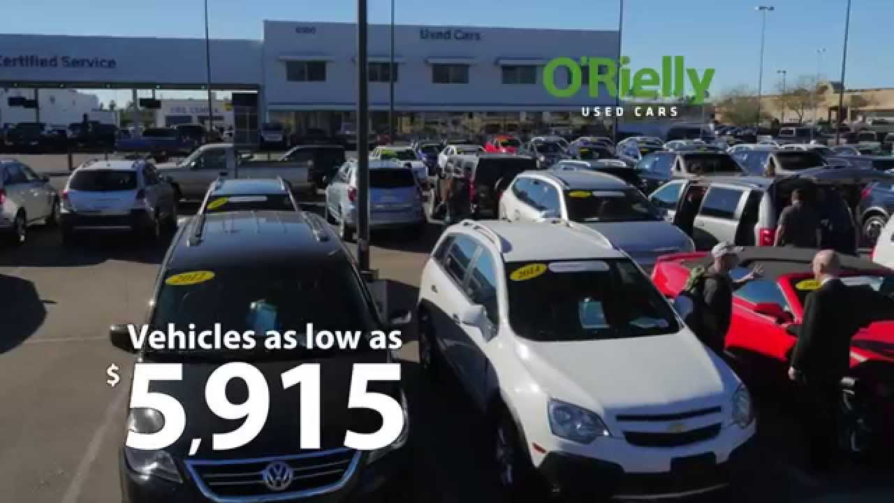 Get a Fresh Start (Date/Stick Shift) At O'Rielly Chevrolet ...