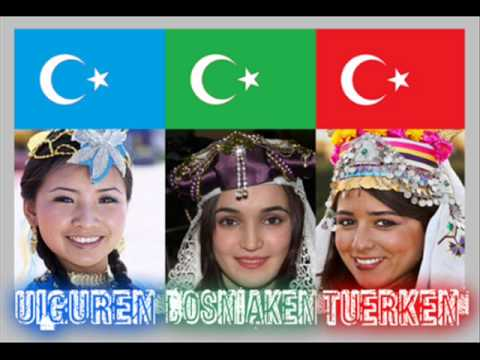 Uiguren Bosniaken Türken Mit Osmanischer Musik Teil 1
