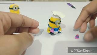 How to make minions (clay model)