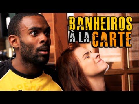 BANHEIROS À LA CARTE