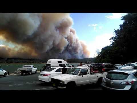 Tathra Bushfire 2018 (harrowing)