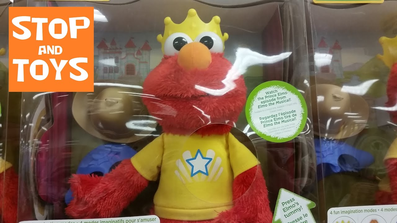 Talking Elmo From Target Youtube