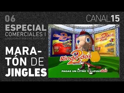Canal 15 #06: ¡Maratón de Jingles! (Especial Comerciales I)