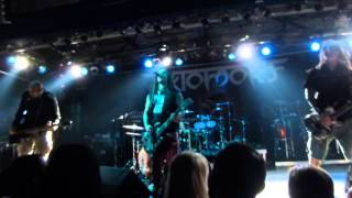 Ektomorf - Sick Love, Live @ Backstage Munich 18.3.201