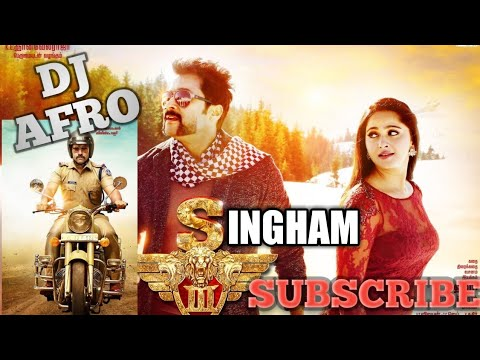 DJ AFRO LATEST ACTION KIHINDI MOVIE((SINGHAM 3))Renewed🔴