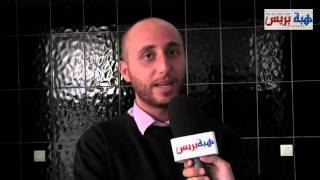 فلسطيني يتكلم بحماس عن المغرب