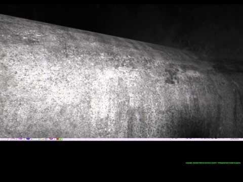 Savante Subsea and Underwater Laser: Subsea Pipeline Photogrammetry