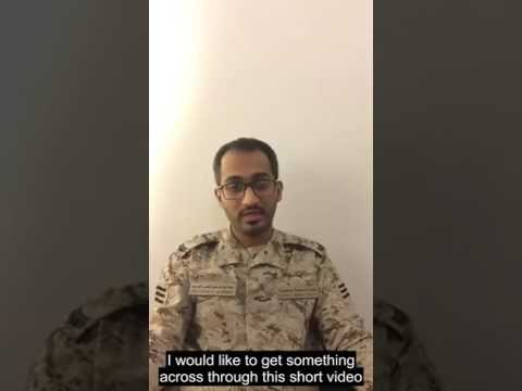 Penjabat Militer Saudi Arabia Meninggalkan Islam   انشقاق سعودي عن الجيش والاسلام