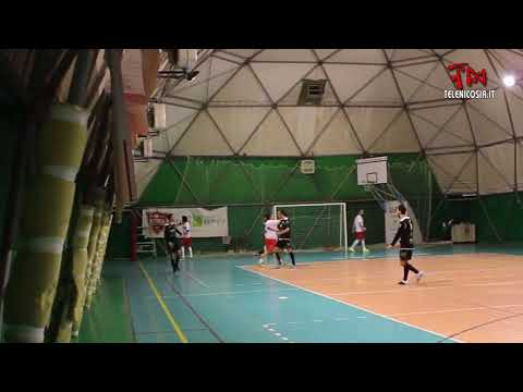 Calcio a 5 serie C2 - Città di Nicosia-Nuova Pro Nissa 3-7