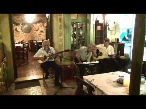 Music Artists (Playing Bouzouki, Traditional Greek Music)