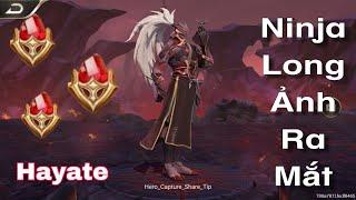 Ninja Long Ảnh Hayate Đã Chính Thức Mở Lại Bắn Phi Tiêu Siêu Ngầu và Khoẻ