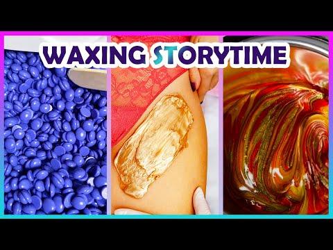 Satisfying Waxing Storytime ✨😲 Tiktok Compilation #30