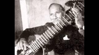 Ustad Abid Hussain Khan - Rudra Veena - Rudra Vina - Raga Darbari Kanada