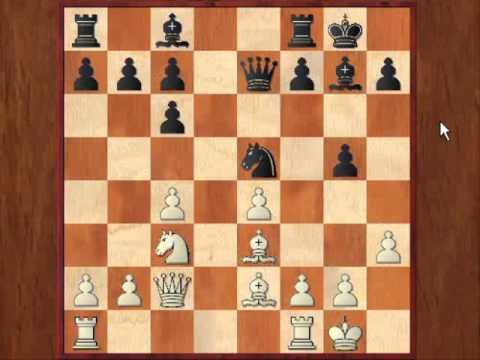 Chess News #12: Van Wely -- Ivanchuk, Foros 2008
