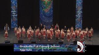 Brockville Full Primary School Kapa Haka - Otago Polyfest 2017