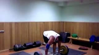 go heavy or go home( muscle snatch 160kg.) Koklyaev