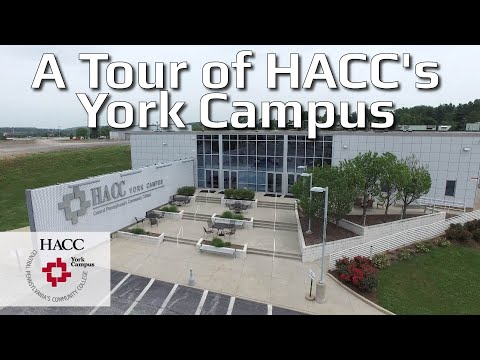 HACC's York Campus on pennsylvania college of technology campus map, lycoming college campus map, york college of pa parents, muhlenberg college campus map, university of chicago campus map, castleton state college campus map, university of southern indiana campus map, messiah college campus map, nichols college campus map, connecticut college campus map, york college of pa history, wilson college campus map,