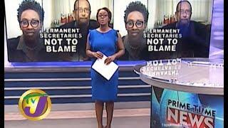 Permanent Secretaries Not the Problem - November 21 2019