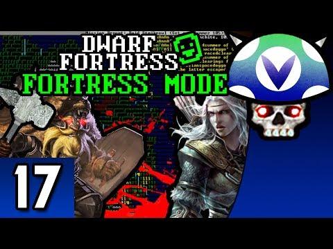 [Vinesauce] Joel - Dwarf Fortress 0.44.02 Update! ( Fortress Mode ) ( Part 17  )