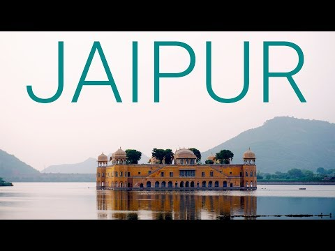 Jaipur City Timelapse and Hyperlapse Day and Night Royal Rajasthan Travel Video