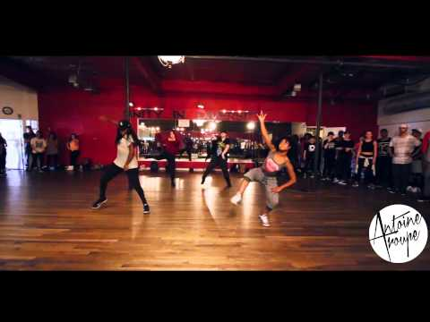 TY Dolla Sign Ft. The Weeknd - Or Nah | @AntoineTroupe Choreography
