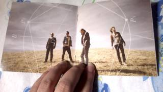 Unboxing Cd Imagine Dragons - Night Visions
