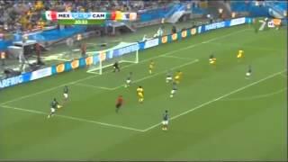 México vs camerun TV azteca