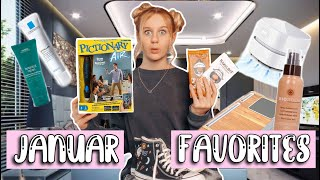 JANUAR FAVORITES *Schule *Makeup *Hair  | MaVie Noelle