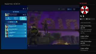 130 giveaway Fortnite stw