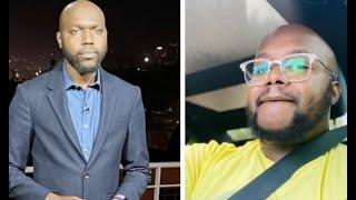 """""""Larry Madowo asked my boss to fire me"""" Radio personality Joe Muchiri opens up"""