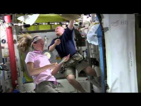 Expedition 36   US Spacewalk EVA 22)   July 9   Part 1