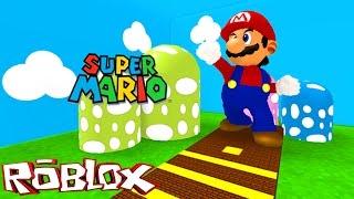 Roblox: ESCAPE DO SUPER MARIO !! - (The Super Mario World Adventure Obby)