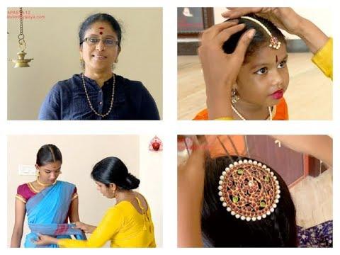 TAPASYA episode 12 - Sridevi Nrithyalaya - Bharathanatyam Dance