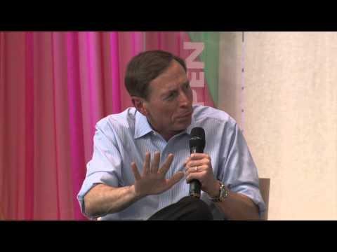 David Petraeus in Conversation with Jeffrey Goldberg