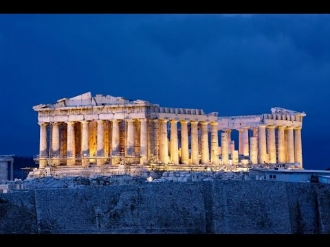 Ancient Greece History Channel Documentary (Engineering an Empire)!! 1080  HD