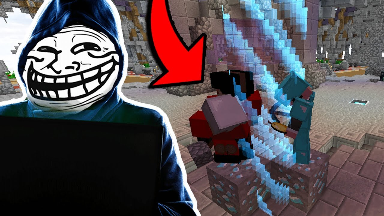 SETTING THE SERVERS WORLD BORDER TO 1 (Minecraft Trolling)