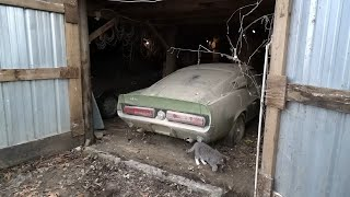 1967 Shelby GT500 Barn Find and Appraisal That Buyer Uses To Pay Widow   Price Revealed
