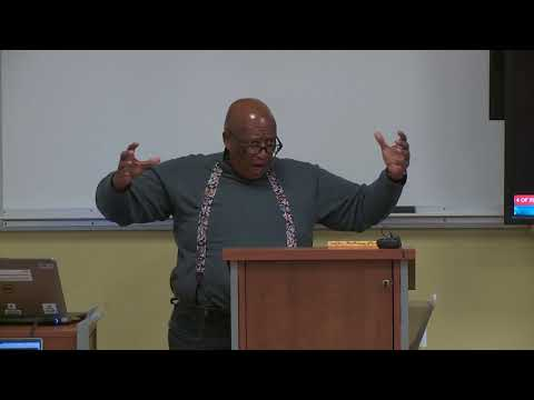 Damas-Senghor-Cesaire Lecture: Intertexuality and the Creative Process